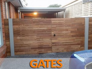 Gates Fencing Melbourne